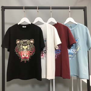 Garota 2020 frete grátis Hot Sale designerluxury Mulheres dos homens T-shirt Moda Casual Primavera-Verão Tees alta qualidade de luxo T-shirt 2021703Y