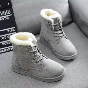 Stivali Donna 2019 Winter Snow Boots Female Boots Duantong piatto caldo con scarpe da donna di marea scarpe F031 vendita calda 4-9