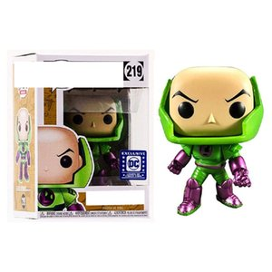 2020 new funko pop hand office model DC Superman Lex Luther villain action figure toy for kids