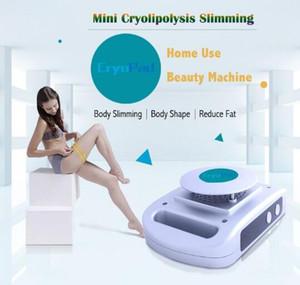 مصغرة CryoPad استخدام المنزلي كرو الدهون المحمولة تجميد آلة مضاد Cryopad الرئيسية التخسيس آلة التخسيس آلة DHL