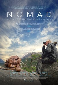 Nomad: In the Footsteps of Bruce Chatwin poster silk Art new movie 02