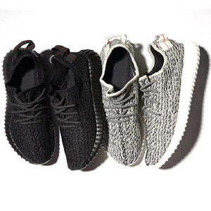 2020 boost V1 meilleure qualité Kanye West Static Pirate Black Turtle Dove Moonrock Oxford Static Blaek Réfléchissant Hommes Femmes Chaussures Designer Sneakers