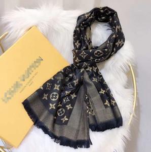 Hot Designer Silk Scarf Pashmina for Women Best Sale Luxury Women Brand Spring Summer Silk Long Scarves Scarf Shawls Female Soft gûccì Scarf