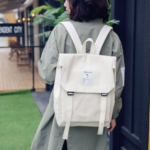 New Style Backpack For Fashion With Women Campus Canvas Ldqhp