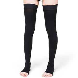 Компрессионные носки 20-30 мм рт.ст. для мужчин, женщин - лучшие чулки для бега, медицинские, спортивные, отеки, диабет, варикозное расширение вен, путешествия, беременность