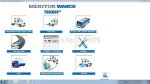 2018 Meritor Wabco Toolbox 12.6.1 + патч [неограниченная установить]