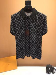 셔츠 여름 고품질의 캐주얼 남성 디자이너 t 셔츠 t 최고 패션 남성 디자이너 t 셔츠 문자 로고가 럭셔리 남성