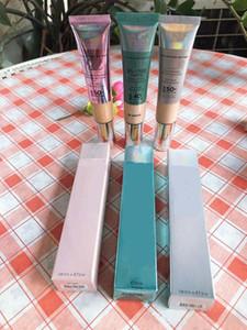풀 커버리지 크림 컨실러 화장품을 보정하는 새로운 브랜드 얼굴 메이크업 CC 크림 오일 프리 매트 색상은 드롭 배송