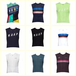 MAAP equipe Ciclismo Sem Mangas jersey Colete Nova Bicicleta À Prova de Vento Roupas Bicicleta roupa ciclismo apertado sportwear U71804