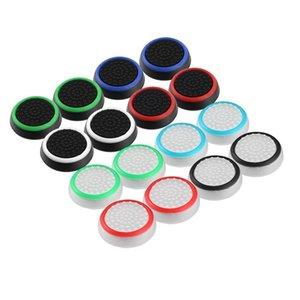 Защита Крышка Силиконовые Геймпад Клайковые Клапаны Thumb Stick Рукоятки Для PS4 PS3 Xbox 360 Игровые Контроллеры
