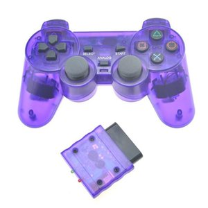 2.4G Wireless Bluetooth Gamepad per Sony PS2 Analog Controller Vibrazione Gamepad per Sony Playstation 2 controller Joystick