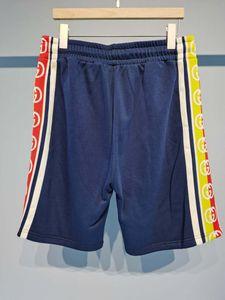 2020 Marca Designers Board Shorts para homens Summer manga curta Praia Shorts Pants Swimwear Bermuda Carta Surf Life Men short da nadada