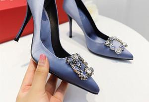 gros femmes design original chaussures habillées haut talon, des pantoufles de marque, etc sandle, 3 hauteur de talon pour choisi, livraison rapide par HDL