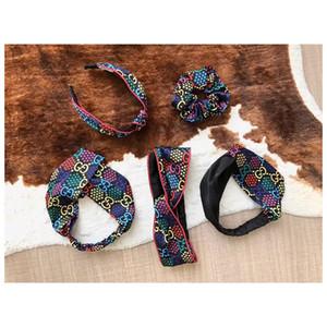 Горячие дизайнерские эластичные повязки на голову повязки для женщин и мужчин мода известный бренд ленты для волос Для женщин Девушки ретро тюрбан головные уборы подарки