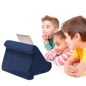 Tablet Pillow Holder Stand Book Rest Reading Support Cushion For Home Bed Sofa Multi-Angle Soft Pillow Lap Stand Cushion