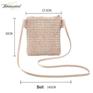 Fashion Women Straw Dress Bag Summer Beach Woven Bag Shoulder Bag Crossbody Casual Drop Shipping