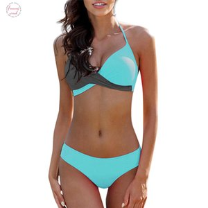 Bathing Suit Women Push Up Hot Brazilian Bikini Beach Swiming Suit Women Sexy Swimwear 2019 Costumi Da Bagno Donna
