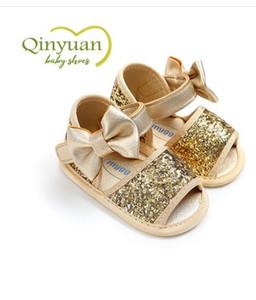 INS Yenidoğan Prenses Bebek Kız Sparkle Bling Pullu Yumuşak Nefes Güzel Bebek Prewalker + büyük ilmek Süsleme Kafa