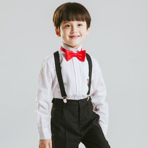 Full Regular Coat Boys Suits For Weddings dresses Kids Prom Wedding Clothes For Children Clothing Sets Boy Classic Costume Dresses