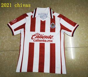 2020 2021 mexico man Guadalajara Chivas Soccer Jersey O.PERALTA home 20 21 football shirt S-2XL