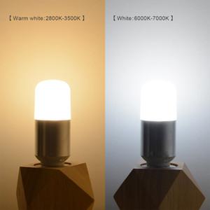 Bulb NOVO LED lâmpada LED 220V 110V E27 E14 Constante atual Driver iluminação LED Lâmpadas 5W 7W 9W vela lâmpada de mesa candelabro
