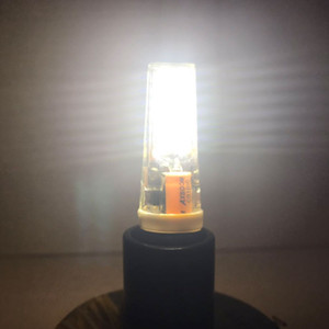 48 개의 LED (28 개)의 LED 2835 SMD 스트로보 실리콘 램프 G9 / G4 / E14 / AC85-265V 실내 크리스탈 샹들리에 옥수수 빛