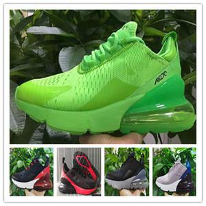 2020 amortiguador de aire nbspmax 270 para hombre zapatillas de deporte de los zapatos corrientes de arco iris CNY talón Trainer Road Star BHM Hierro mujeres 270S 27C max 36-45