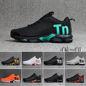 2019 Cheap tn plus Mens Womens Shoes Rainbow yellow black TN Ultra Sports Requin Sneakers Caushion shoes
