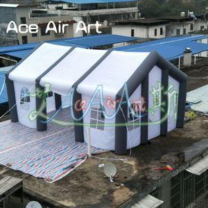 Надувная свадьба Canopy Tent паб-хаус, укрытие, свадебный дом IN Store на ПРОДАЖЕ ждать доставки