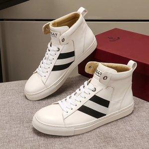 F20 Mode casual Chaussures hommes, de haute qualité confortable High Top Chaussures de luxe pour homme, élégant Sneakers, Emballage d'origine Zapatos Hombre