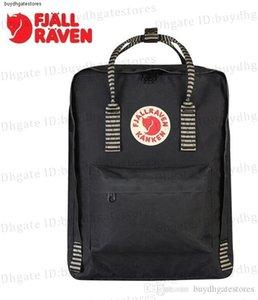 Vintage Designer Cheap Fjallraven Original Outdoor Travel Student Canvas Bags Mom Bags Waterproof Computer Bags Sport Backpacks OutletSPQP