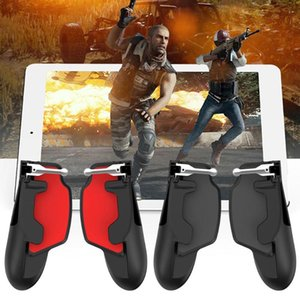2pcs H7 Tablet Game Controller Joystick Trigger Gamepad Handle for PUBG Support Dropshipping