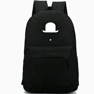 Charlie Chaplin backpack Good actor daypack Popular art print schoolbag Durable rucksack Casual school bag Outdoor day pack