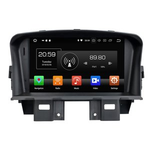 "PX5 Android 8.0 Octa Core 2 din 7 ""Car DVD GPS لشفروليه كروز 2008 2009 2010 2011 راديو صوت Bluetooth 4G WIFI 4GB RAM 32GB ROM"