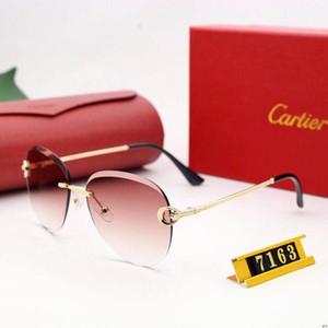 7163 поляризованные солнцезащитные очки для женщин, предназначенные для мужчин, УФ-защита 400 смола очки с 5 цветной лентой кадра