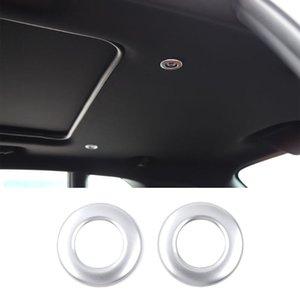 Acessórios Car Roof Reading Lâmpada Luz Decoração Anéis Interior do carro por Dodge Challenger 2014+