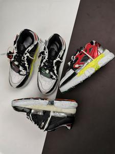2019 New Italy Brand Maison Margiela Dettaglio fuso Fusion Scarpe sportive Dissolving Dad Shoes Designer Donna Uomo Clunky Sneakers 36-45