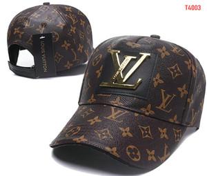 Новый стиль бренда Дизайнерские мужские шляпы Франция Paris L V casquette de Бейсболка Бог шляпы женские кости Snapback Роскошные бейсболки Высокое качество 19