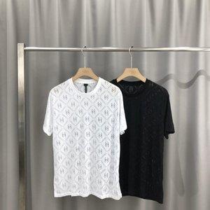 De lujo del diseñador del Mens camisetas del verano camiseta de diseño de impresión camisas de manga corta de la cadera alta divertido Minecraft pijamas a14