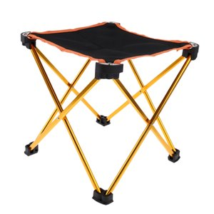 Lightweight Portable Folding Camping Stool Backpacking Chair with Carry Bag for Hiking Beach Fishing Outdoor Travel