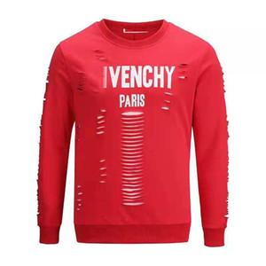 모든 새로운 2019 브랜드 코 튼 남자 긴 소매 스웨터 스웨터 스트라이프 니트 스웨터 메 두 사 남자 옷 M-3XL 무료 배송