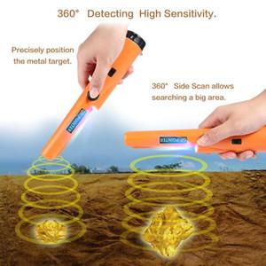 détecteur de métaux de poche PinPointer de métal souterrain Détecteur de métaux de métaux d'or Digger Treasure Hunter Recherche Hunt Dic Trouver Détecteur