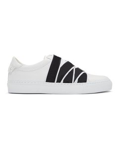 hommes 2019ss des femmes des bas-Strap 4 g Baskets montantes en cuir blanc Designer Sneakers taille 4 g Webbing unisexe euro 34-44