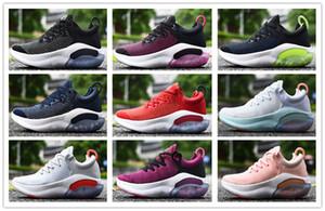 2019 Nike Joyride Run arrivée joyride courir hommes chaussures de course Oreo Platinum Tint Racer bleu coucher de soleil rose formateur mens respirant sport baskets coureurs