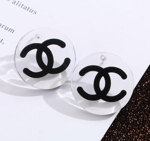 New Arrival Luxury Letter Earrings Women Famous Earrings Paris Designer Earrings Studs for Party Wedding Jewelry 20 Styles Wholesale