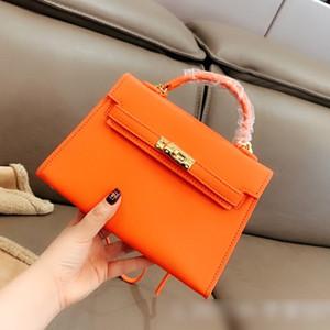 Sıcak moda tasarımcısı çanta Lüks Kadınlar Çanta tasarımcı çanta Omuz Çantası Kadın Crossbody çanta Yüksek kaliteli hakiki deri çanta Çok renkli