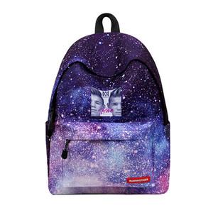 Designer-Marcus E Martinus Mochila New arrival Impressão Mulheres Star sacos Laptop viagem crianças mochila Para Galaxy Mochilas