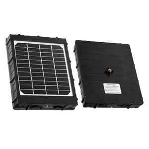 Solar Panel Solar Power Charger for 4G Hunting Camera Hunting Cameras