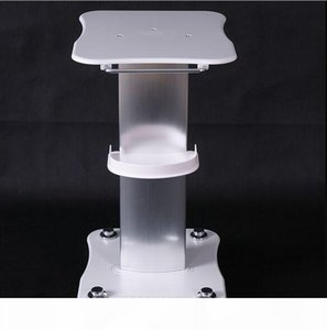 Hot Sale Assembled Trolley Cart Stand Rolling Mobile Holder Pedestal Tray ABS for RF Cavitation IPL Laser Salon Spa Use Beauty Machine
