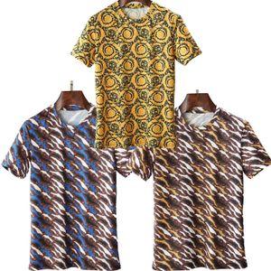Mens T Shirt Fashion Mens Designer Short Sleeves A Bathing Ape High Quality Cotton T Shirt Tees Size M-XXL